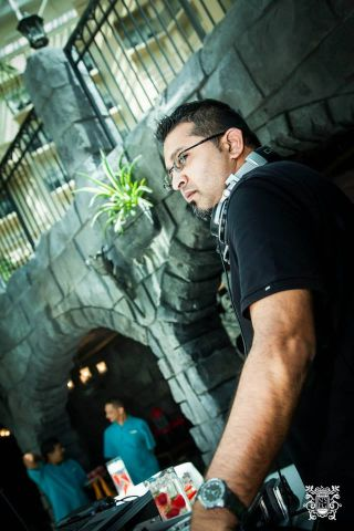 dj firoz at gaylord palms